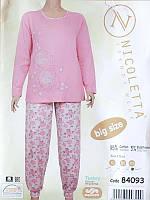 Пижама  батал женская  ТМ Nicoletta 84093