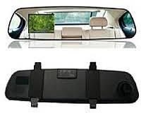 Автомобильное зеркало с видеорегистратором Silver Stone F1-DVR400