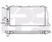 Радиатор Ауди (Audi)DI 80 / 90 86-91 производитель FPS
