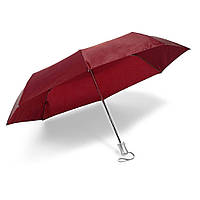 Зонт складной автомат Вишня