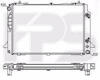 Радиатор Ауди (Audi)DI 80 / 90 91-94 производитель NISSENS