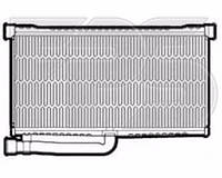 Радиатор печки Ауди (Audi)DI A6 05-11 (C6) производитель NRF
