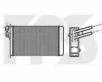 Радиатор печки Ауди (Audi)DI 80 / 90 86-94/A4 95-99 (B5), SKODA SUPERB 02-08 (3U), Volkswagen, Фольксваген PASSAT ( производитель FPS