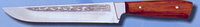 Нож обвалочный с притыном Спутник (30,5 см)