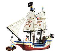 Конструктор BRICK 311 Пиратский корабль