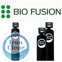 Система обезжелезивания воды с удалением марганца и сероводорода IRON CLEAR FBF 1044 Premium