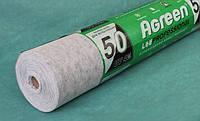 Агроволокно чёрно-белое Agreen 50 г/м2 1.6м * 100м, фото 1
