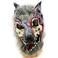Карнавальная маска латексная Вурдалак