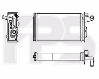 Радиатор печки Fiat Tempra (Фиат Темпра) 90-97/TIPO 87-95 производитель FPS