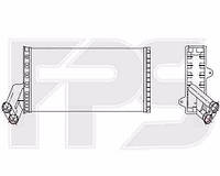 Радиатор печки Citroen Jumpy (Ситроен Джампи) 96-06, FIAT SCUDO 96-06, PEUGEOT EXPERT 96-06 производитель FPS