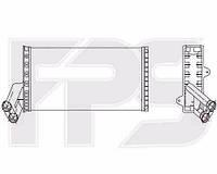 Радиатор печки Citroen Jumpy (Ситроен Джампи) 96-06, FIAT SCUDO 96-06, PEUGEOT EXPERT 96-06 производитель NRF