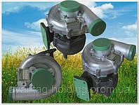 Турбокомпрессор ТКР К27-61-02 (CZ), Д260, трактор МТЗ, ПТЗ, ВгТЗ