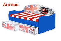 Детская кровать диванчик Англия