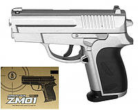 Пистолет ZM01 метал