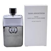 Gucci Guilty Pour Homme туалетная вода 90 ml. (Тестер Гуччи Гилти Пур Хом), фото 1