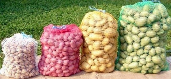 Сітка мішок для овочів і фруктів 45*75 см