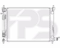 Радиатор Hyundai Accent (Хюндай Акцент) / SOLARIS 11-, Kia (Киа) RIO 11- производитель DOOWON