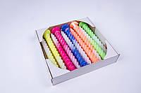 Свечи фигурные на ножке 22×240 мм, 7 часов,10 шт/упаковка