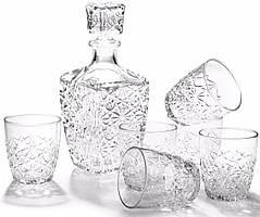 Набор для виски 7 предметов Bormioli Rocco 226040S1A021990