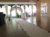 Свадебная дорожка для молодых