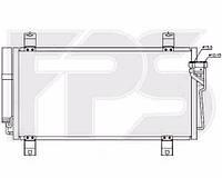 Радиатор кондиционера Mazda 6 (GH) 08-10/6 (GH) 10-13 производитель FPS