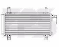 Радиатор кондиционера Mazda 6 (GG/GY) 02-08 производитель NISSENS