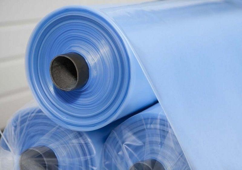 Плёнка тепличная с УФ-стабилизацией на 24 месяца Унипак 6 м * 50 м 150 мкм