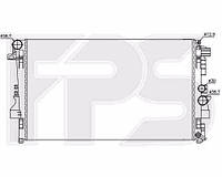 Радиатор Mercedes VIANO / VITO (W639) 03-10/ VIANO / VITO (W639) 10- производитель FPS