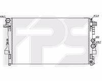 Радиатор Mercedes VIANO / VITO (W639) 03-10/ VIANO / VITO (W639) 10- производитель NISSENS