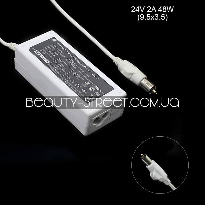 Блок питания для ноутбука Apple 24V 2А 48W 9.5x3.5