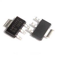 Стабилизатор AMS1117-5.0 SOT223, фото 1