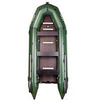 AM-420К моторная шестиместная надувная лодка ARGO new , фото 1