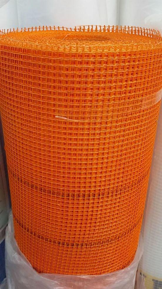 Сетка фасадная армирующая стекловолоконная 160 г/м2