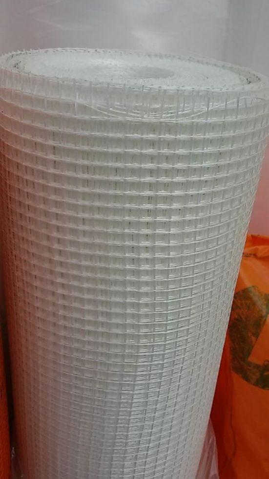 Сетка штукатурная армирующая стекловолоконная для внутренних работ