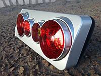 Задние фонари на ВАЗ 2106 серый корпус 3D.
