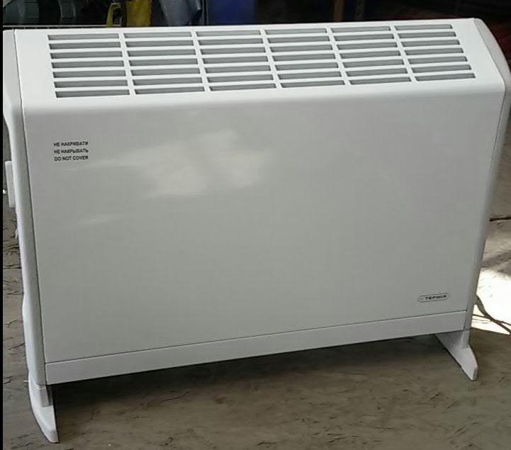 Електроконвектор Універсальний Термія ЭВУА-1.5/230 (с) 1.5 кВт