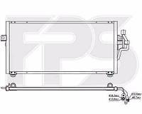 Радиатор кондиционера Mitsubishi (Мицубиси) LANCER 96-03 производитель NRF