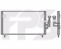 Радиатор кондиционера Mitsubishi (Мицубиси) GALANT 97-04 (EA) производитель HELLA