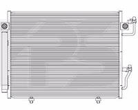 Радиатор кондиционера Mitsubishi (Мицубиси) PAJERO III (V60 / V70) 03-07 производитель NRF
