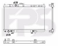 Радиатор NISSAN ALMERA CLASIC 06- (B10) производитель NISSENS