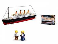 Конструктор SLUBAN M38-B0577 Титаник