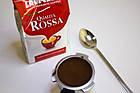 Кофе молотый из Италии Lavazza Qualita Rossa 250г., фото 5