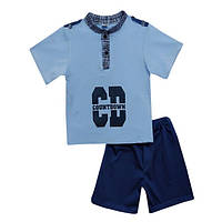 Комплект для мальчика (шорты с футболкой)