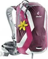 Женский изысканный велосипедный рюкзак на 14 л. Superbike 14 EXP SL DEUTER 32104 5509, бордовый