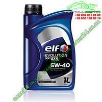 Масло моторное ELF EVOLUTION 900 SXR 5W40 1L