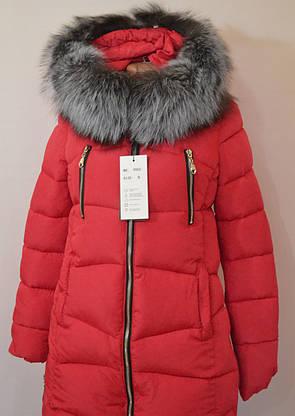 Куртка (молодежка) женская зима, фото 2