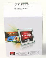 Процессор FM2 AMD A4-4020 Box