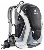 Оригинальный женский вело-рюкзак на 14 л. Superbike 14 EXP SL DEUTER 32100 7130, черно-белый