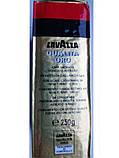 Кофе молотый из Италии Lavazza Qualita Oro 250 г., фото 4