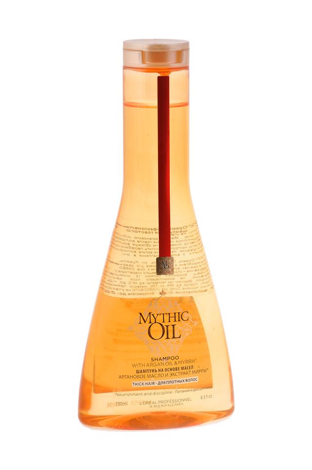 """Шампунь для густых волос """"L'Oreal"""" Mithic Oil (250ml)"""